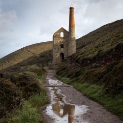 Towanroath engine house, Cornwall