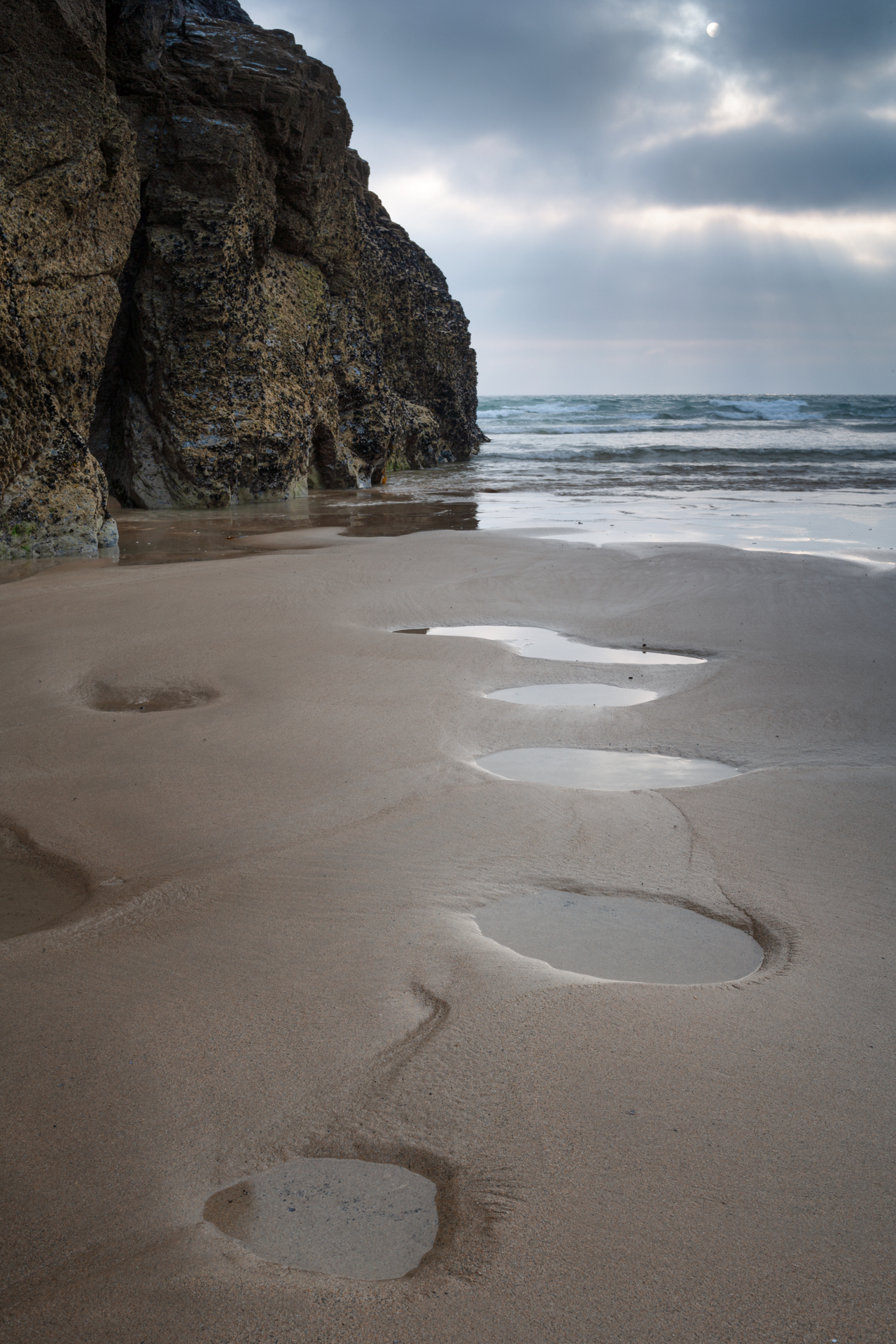 Bedruthan Steps, just not as you know.