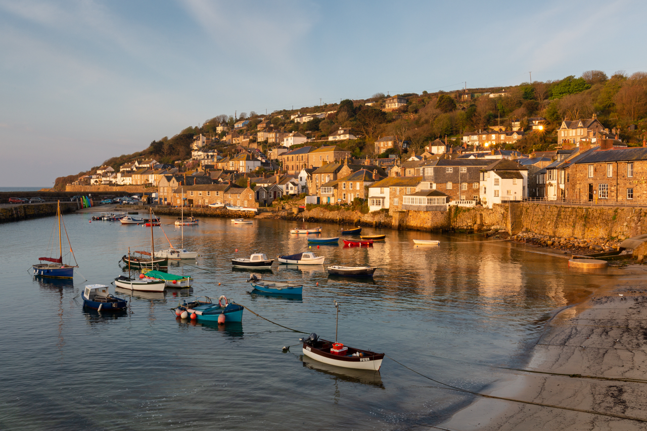 Morning Mousehole