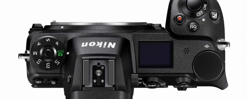 Image of the Nikon Z9 camera