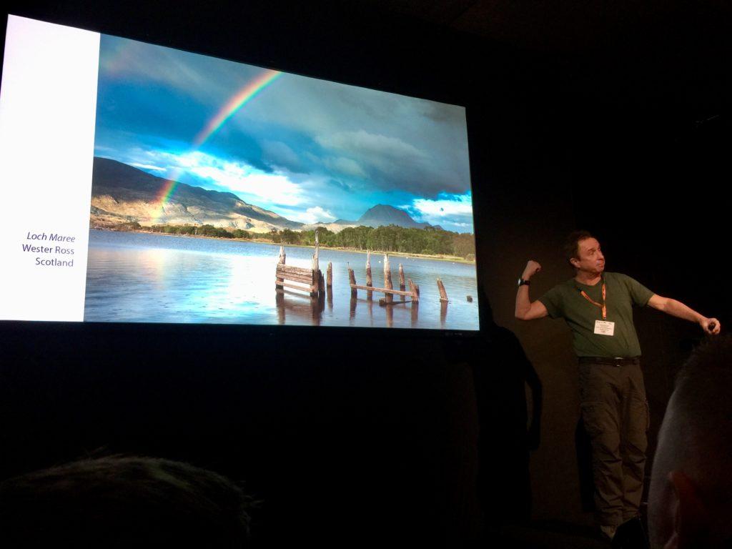David Noton landscape photographer