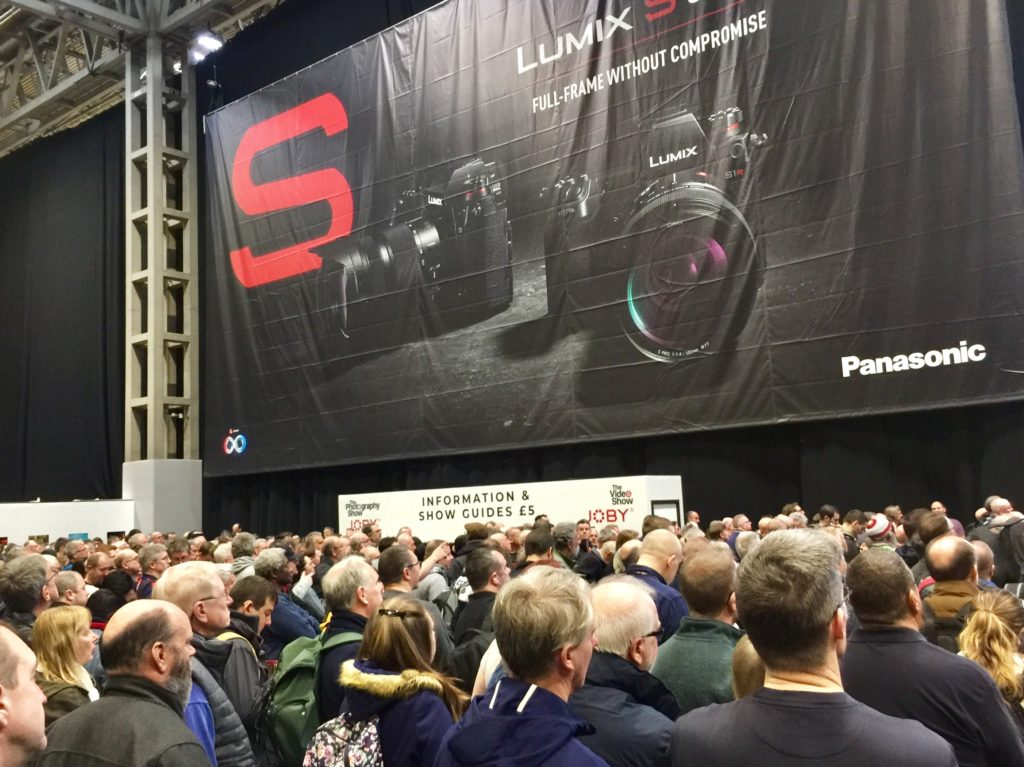 The Photography Show 2019 entrance