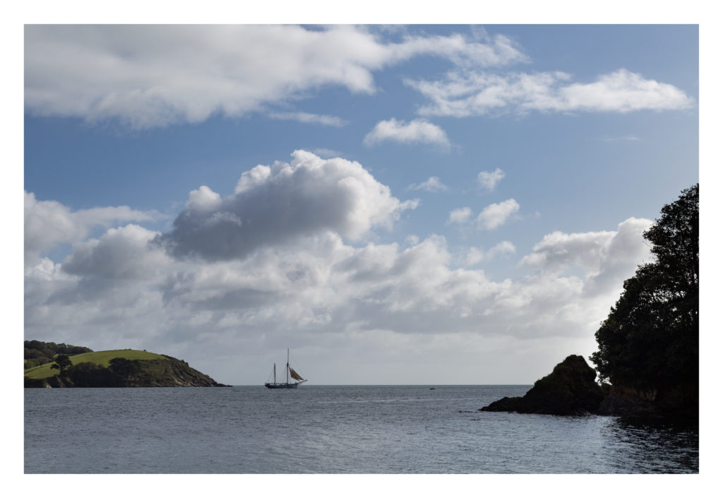 Boat on the Helford